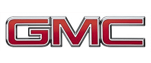 The GMC logo refers to the General Motors Truck Company, which manufactures diesel trucks and pickups like the Sierra and Canyon series.