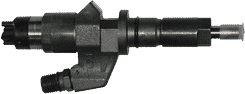 A fuel injector, an essential automotive part that sprays fuel into the engine through electronically-controlled valves