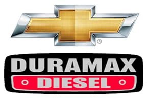 Chevy Duramax Diesel logo refers to turbo and diesel engine trucks manufactured by Chevrolet, including the V-8, I-4, and I-6 diesel models released since 2001.