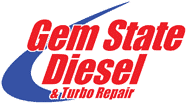 Gem State Diesel and Turbo Repair logo
