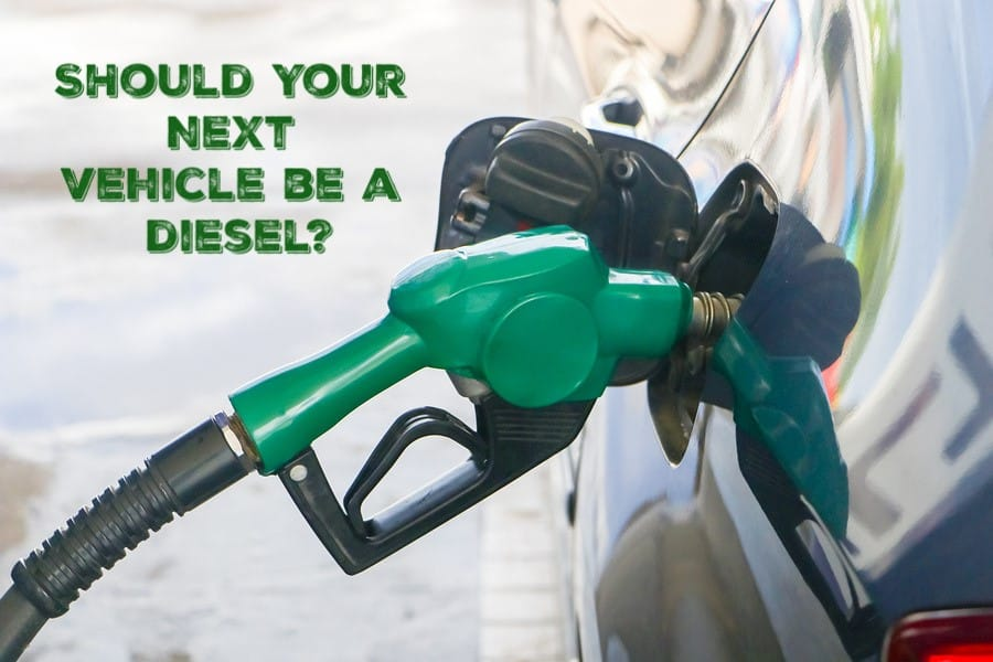 Should your next vehicle be a diesel?