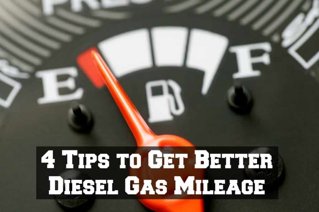 Tips to get better gas mileage